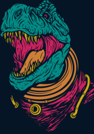 Space Rex T-Shirt