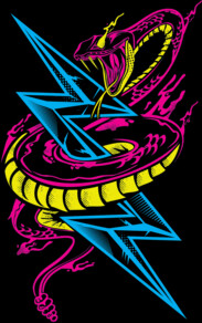 Lightning Serpent T-Shirt