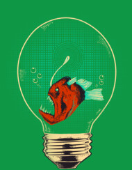 Anglerfish bulb T-Shirt