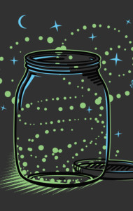 The Empty Jar of Fireflies T-Shirt