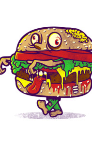 ZOMBURGER T-Shirt
