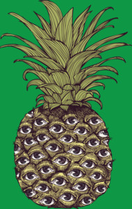 Pineapple Eyes T-Shirt