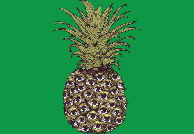 Pineapple Eyes