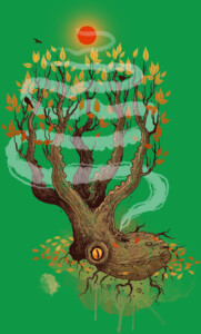 Octopus Tree T-Shirt