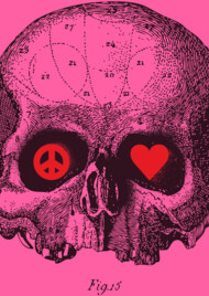 Peace Love Death T-Shirt