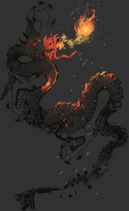The Dragon Tattoo T-Shirt