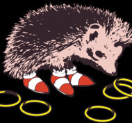 The hedgehog T-Shirt
