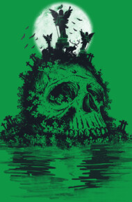 Island of the dead T-Shirt