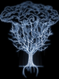 tree of lightings T-Shirt