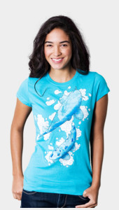 Koi in Heaven Women's