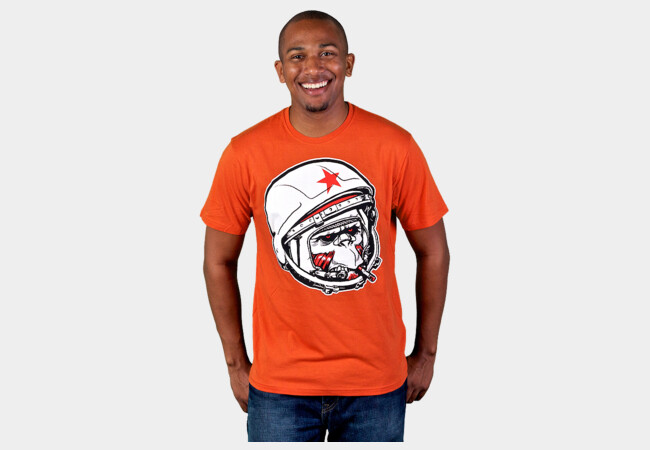 Limited Edition Cosmonaut T-Shirt - Design By Humans
