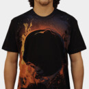 mobe13 wearing Black Hole Sun by collisiontheory