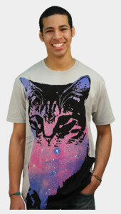 [ Space Cat ] Men's