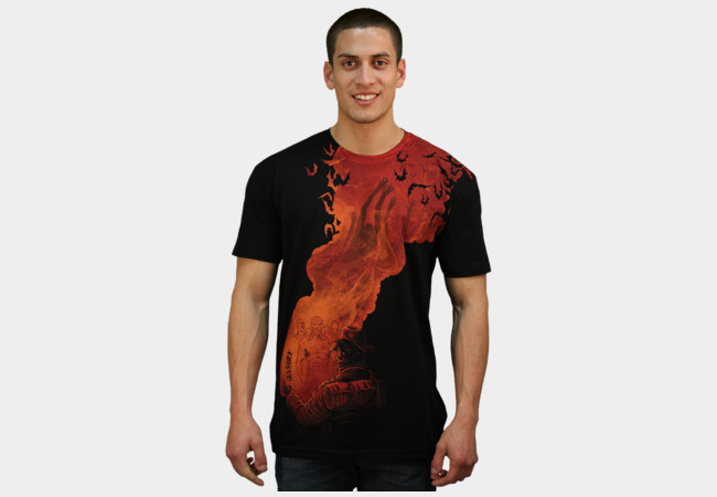 Zombie Hunter T-Shirt - Design By Humans