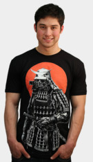Photo of Samurai warrior