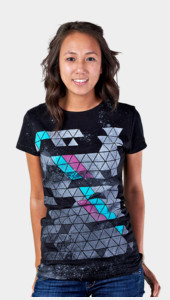Space_Invaders Women's