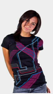 Lines of Tron Women's