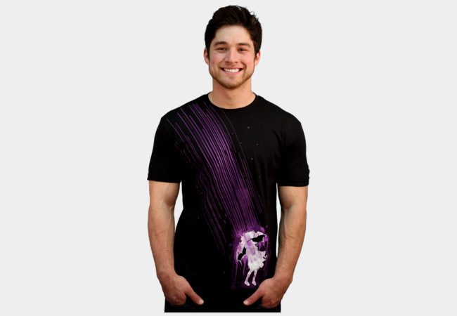 Purple_Rain T-Shirt - Design By Humans