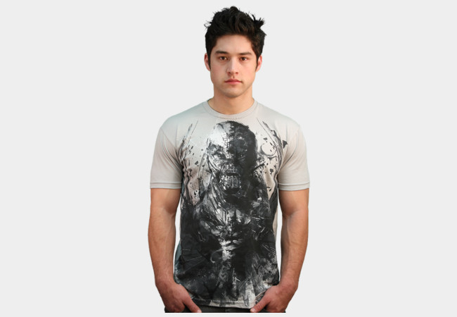 The Rising Shadow T-Shirt - Design By Humans