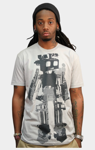 Limited Edition - Halftone Robot