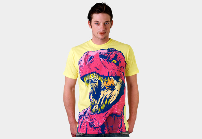 DINO FRENZY T-Shirt - Design By Humans
