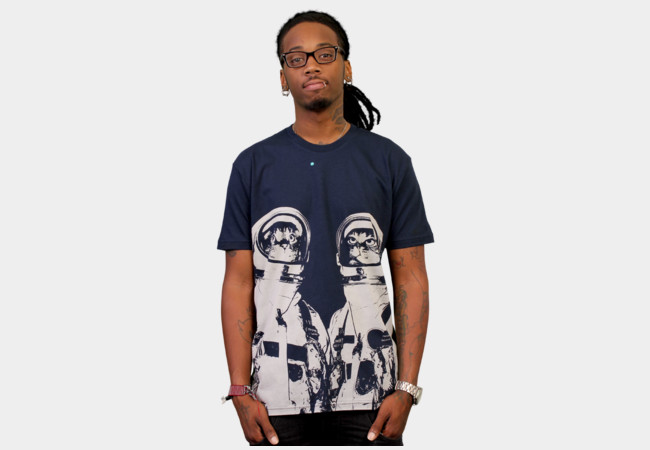 Limited Edition - Catstronauts T-Shirt - Design By Humans