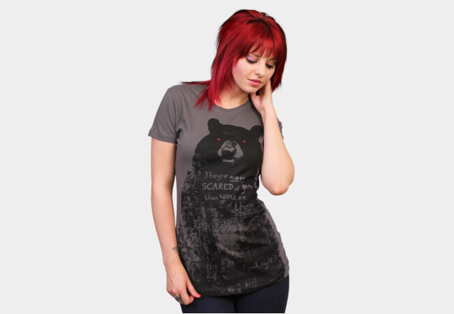Bear: Essential T-Shirt - Design By Humans