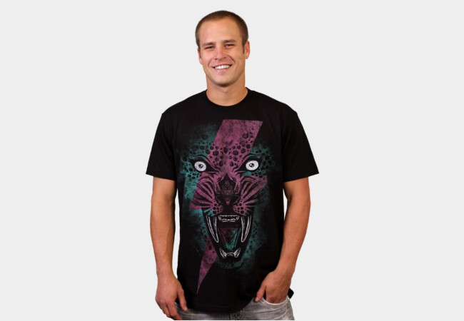 Pounce. T-Shirt - Design By Humans