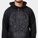 Studio8Worx wearing Calavera III Hoodies by wotto