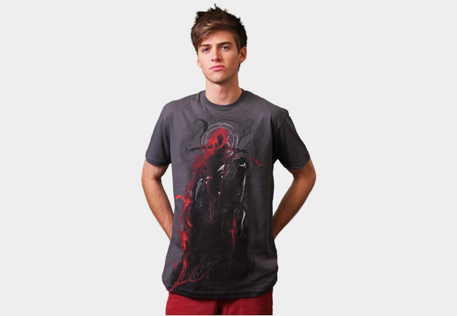 Dark_Tale T-Shirt - Design By Humans