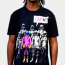 eddyjayallday wearing Limited Edition - CMYK? by MasterControl