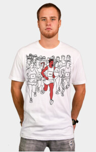Limited Edition - Running with the Devil T-Shirt