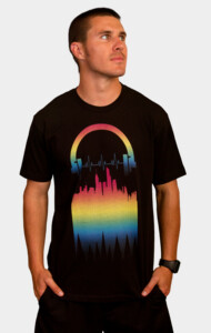 Skyscraper Beat T-Shirt