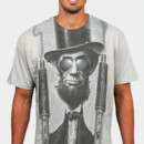 lfriding wearing Bad Lincoln by DrSpazmo