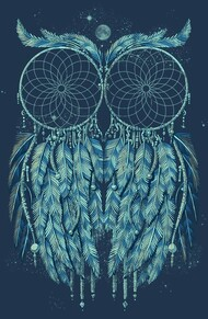 Owl Dream T-Shirt