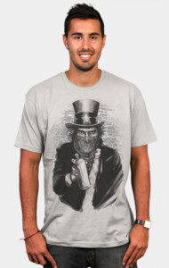 I Want You to Make Graffiti T-Shirt