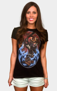 Six String Samurai T-Shirt