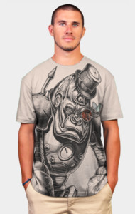 Mechanical Primate T-Shirt