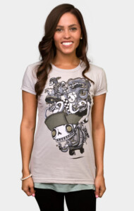 Everything In My Head T-Shirt