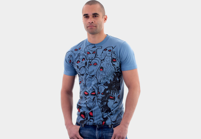 Zombi Zombie T-Shirt - Design By Humans