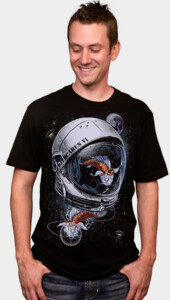 Space Koi Men's