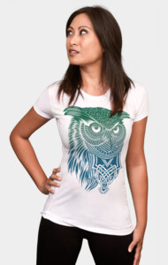 Warrior Owl T-Shirt