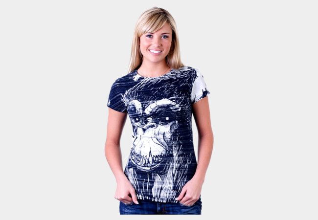 Skunk Ape T-Shirt - Design By Humans