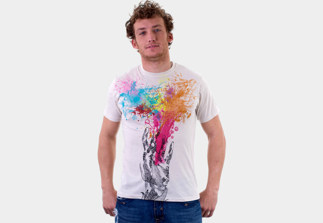 unity through art T-Shirt - Design By Humans