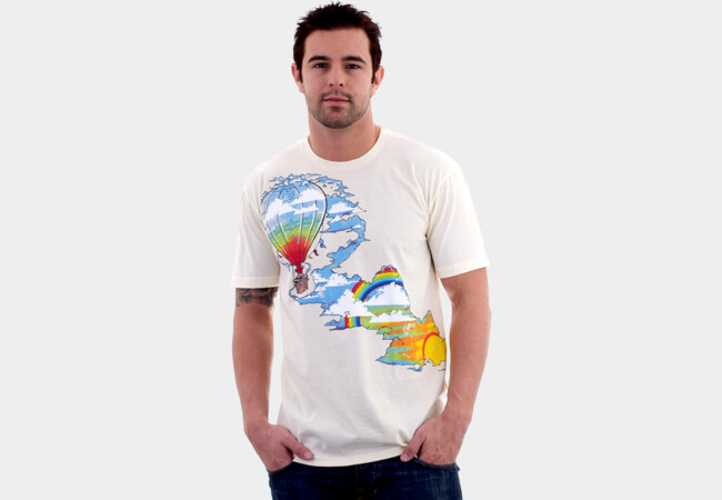 balloon T-Shirt - Design By Humans