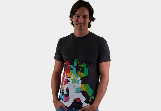 Full Spectrum Runners T-Shirt - Design By Humans