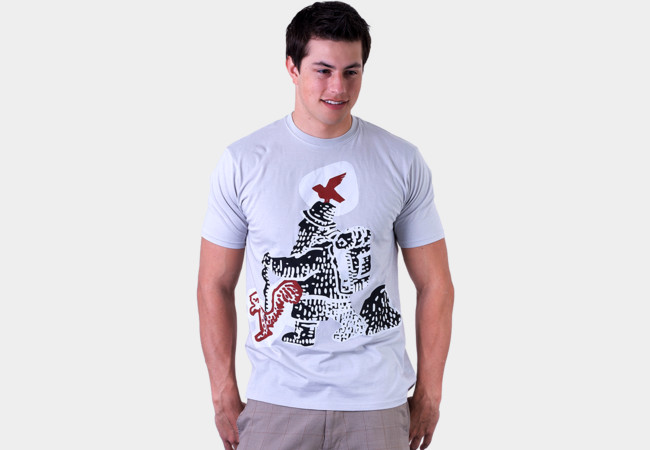 Guide Bird T-Shirt - Design By Humans