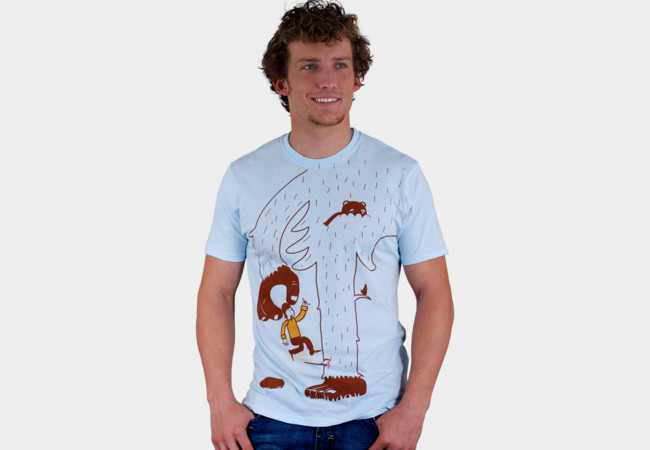 Monster tree T-Shirt - Design By Humans