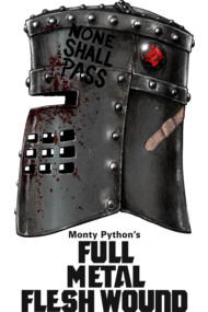 Full Metal Monty - Parody Title NONE SHALL PASS