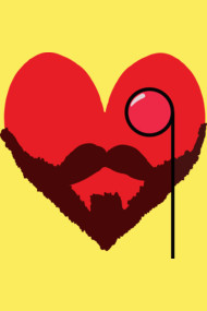 Bearded Heart
